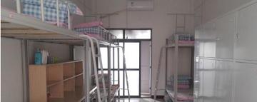 四川省达州中医学校宿舍条件怎么样